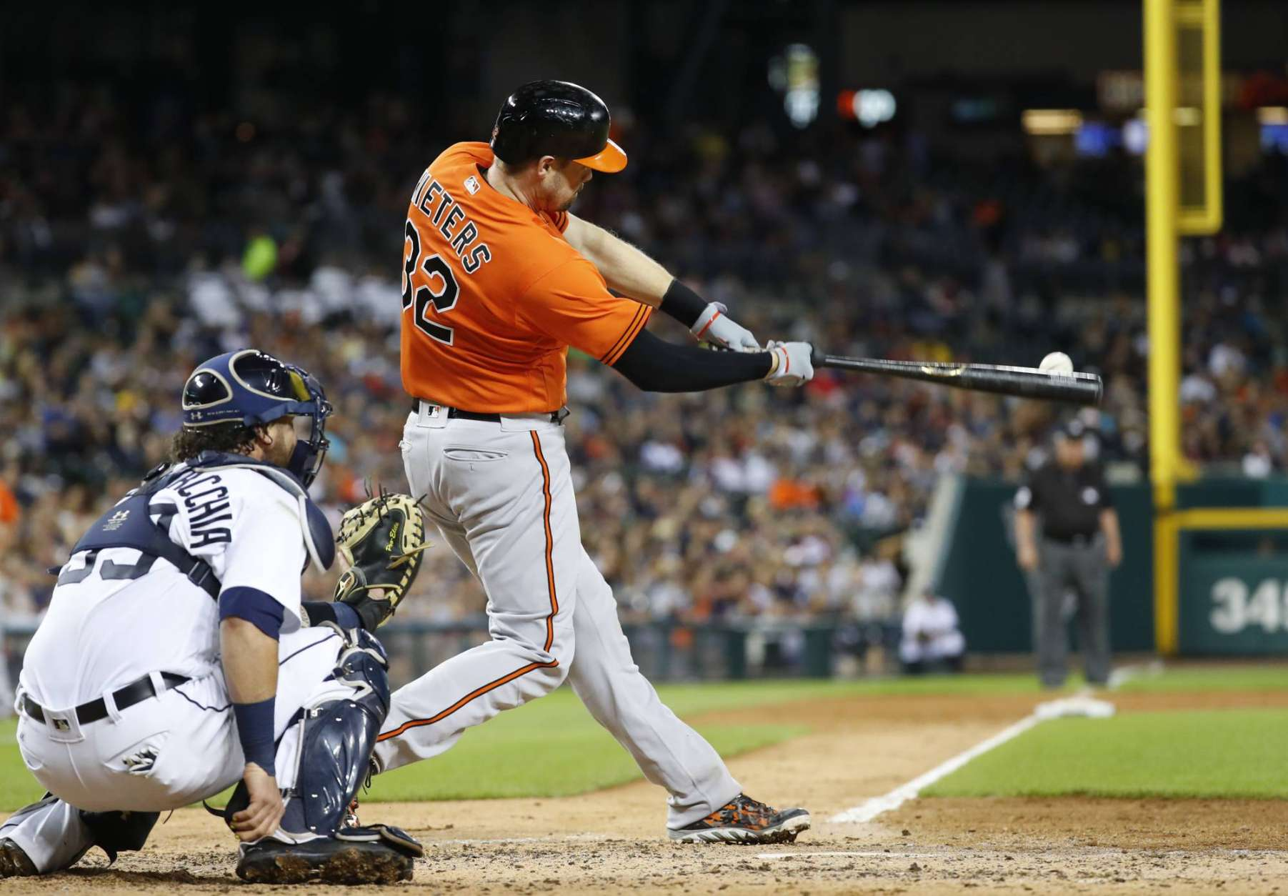 Wieters Signs with the Nationals
