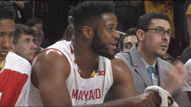 Centreville's Dodd – Maryland's Man In The Middle