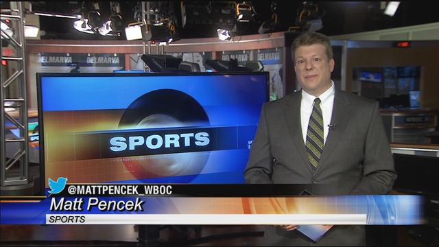 WBOC Sports Report – Monday May 8, 2017