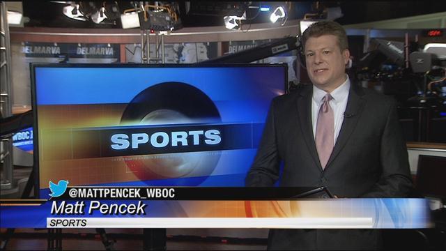 WBOC Sports Report – Monday November 20, 2017