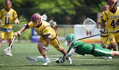 Salisbury Will Defend Its Lacrosse Title As The Second Ranked Team In The Nation