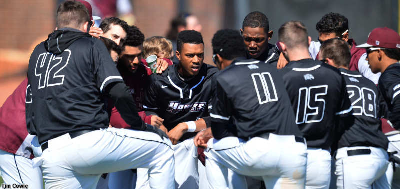 Maryland Eastern Shore Baseball Team Is Seeded Third in MEAC Tournament