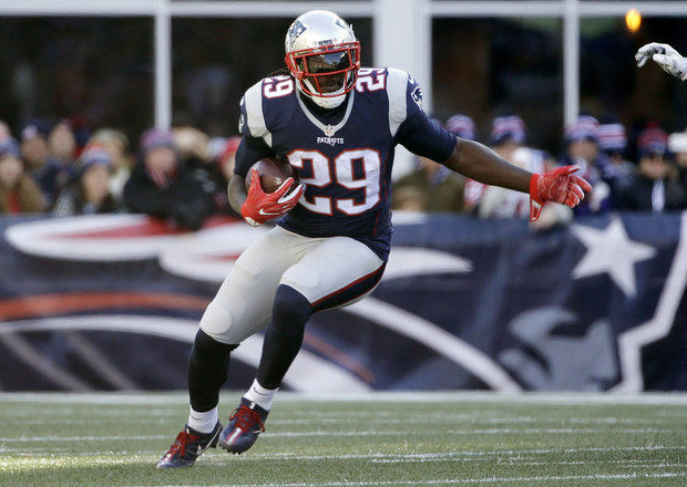 Eagles Sign Touchdown Making Running Back Blount
