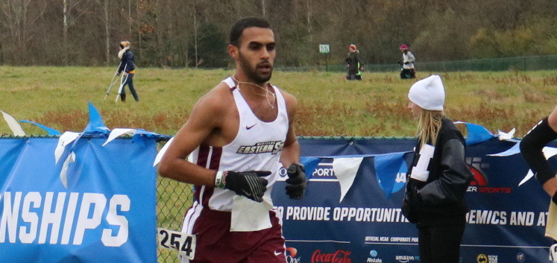 Maryland Eastern Shore's Kinini Ends College Track Career At NCAA Championships