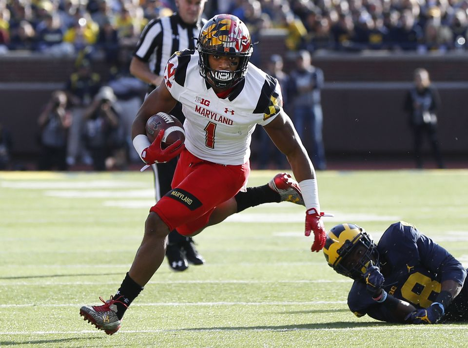 Maryland's D.J. Moore Regarded One Of The Nation's Best