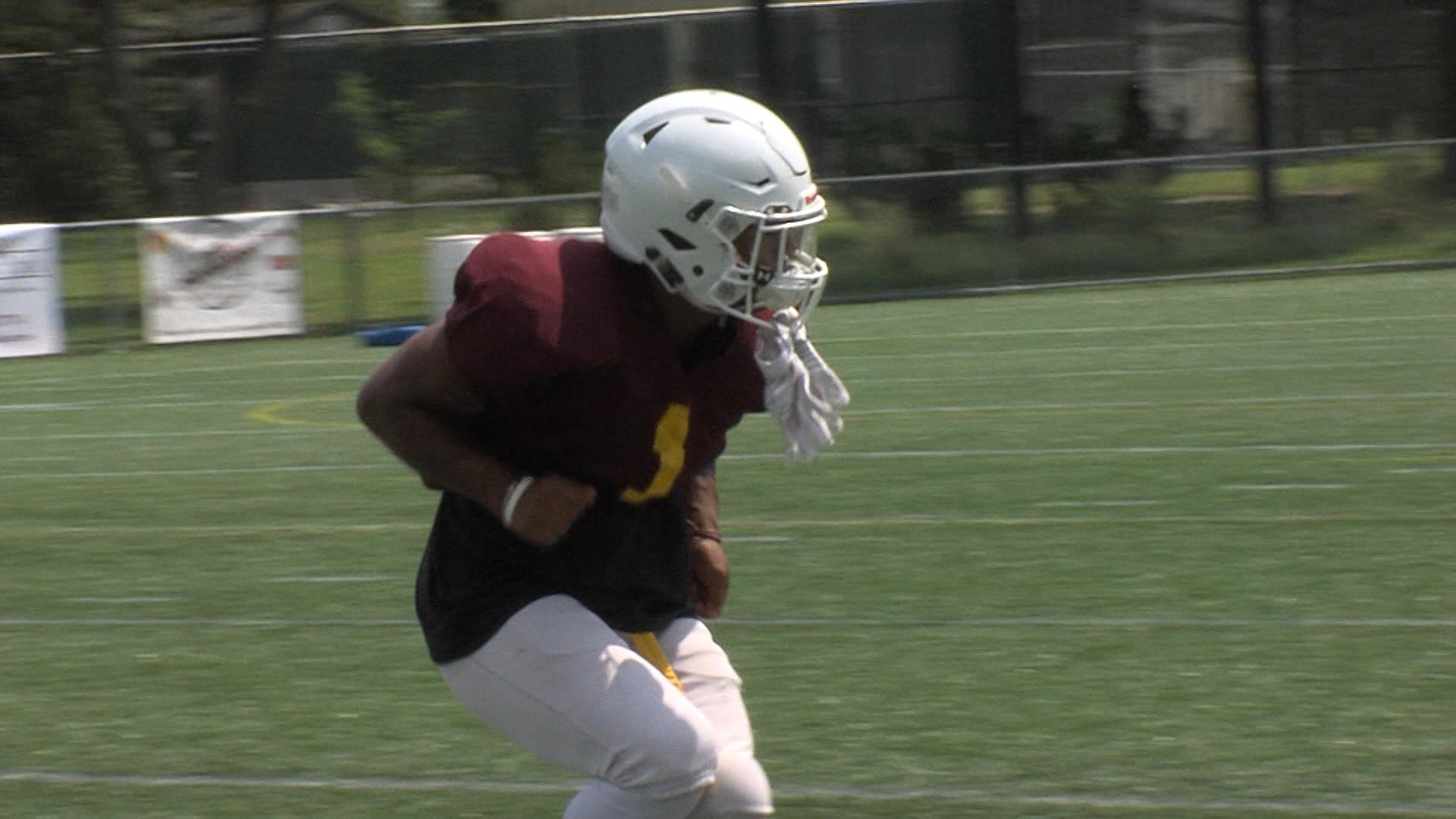 Gaines Leads Salisbury Defense