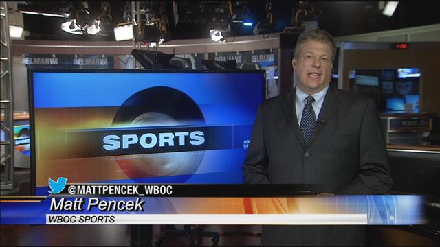 WBOC Sports Report – Tuesday October 17, 2017