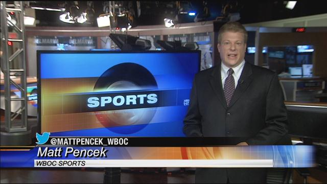 WBOC Sports Report  – Monday March 12, 2018
