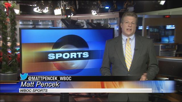 WBOC Sports Report – Monday April 16, 2018