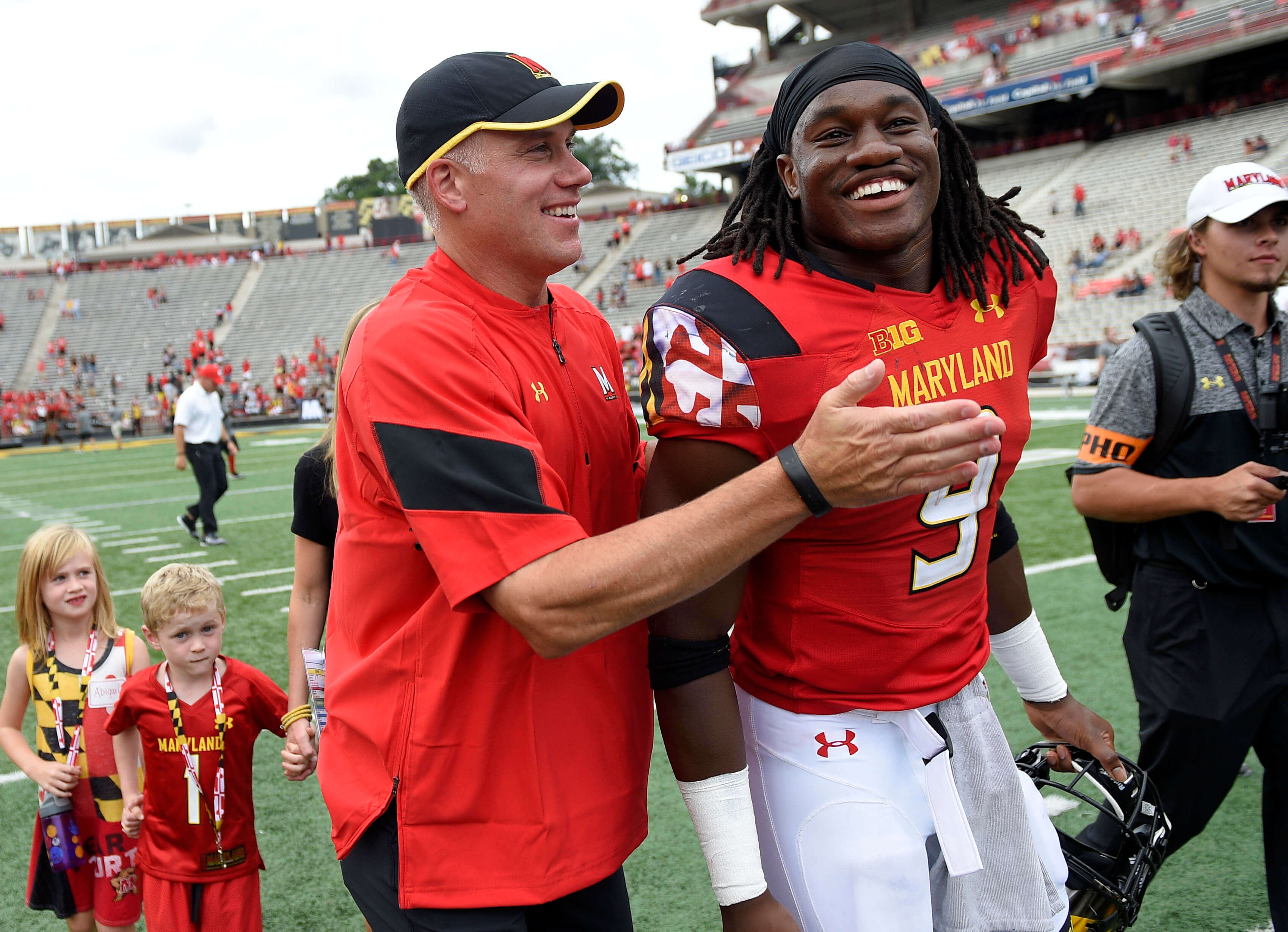 Durkin Announces Changes To Maryland Coaching Staff