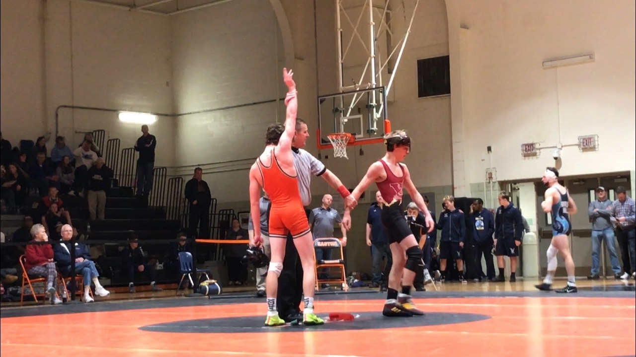 Bayside Conference Wrestling Teams Prepare for Final Three Weeks