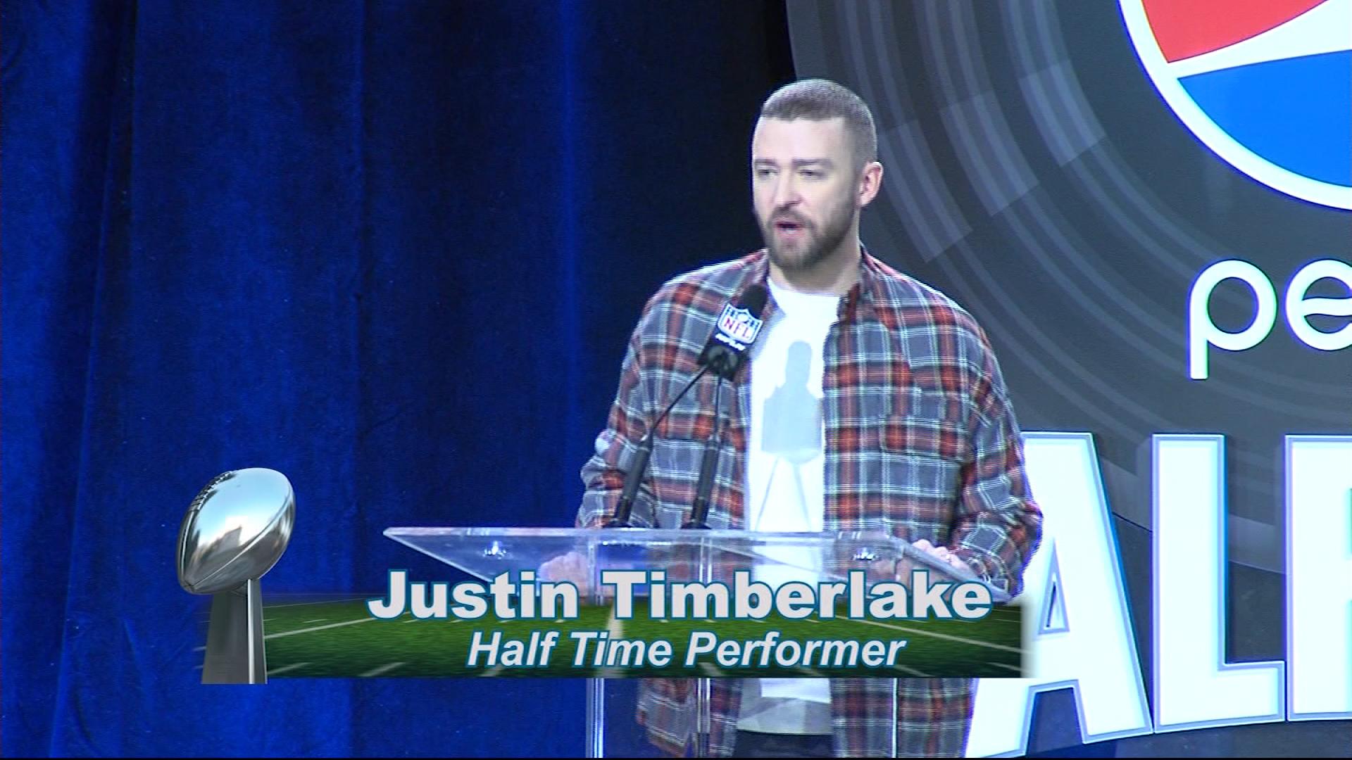 Super Bowl LII: Bill Mich Vs. Matt Pencek, Plus Justin Timberlake