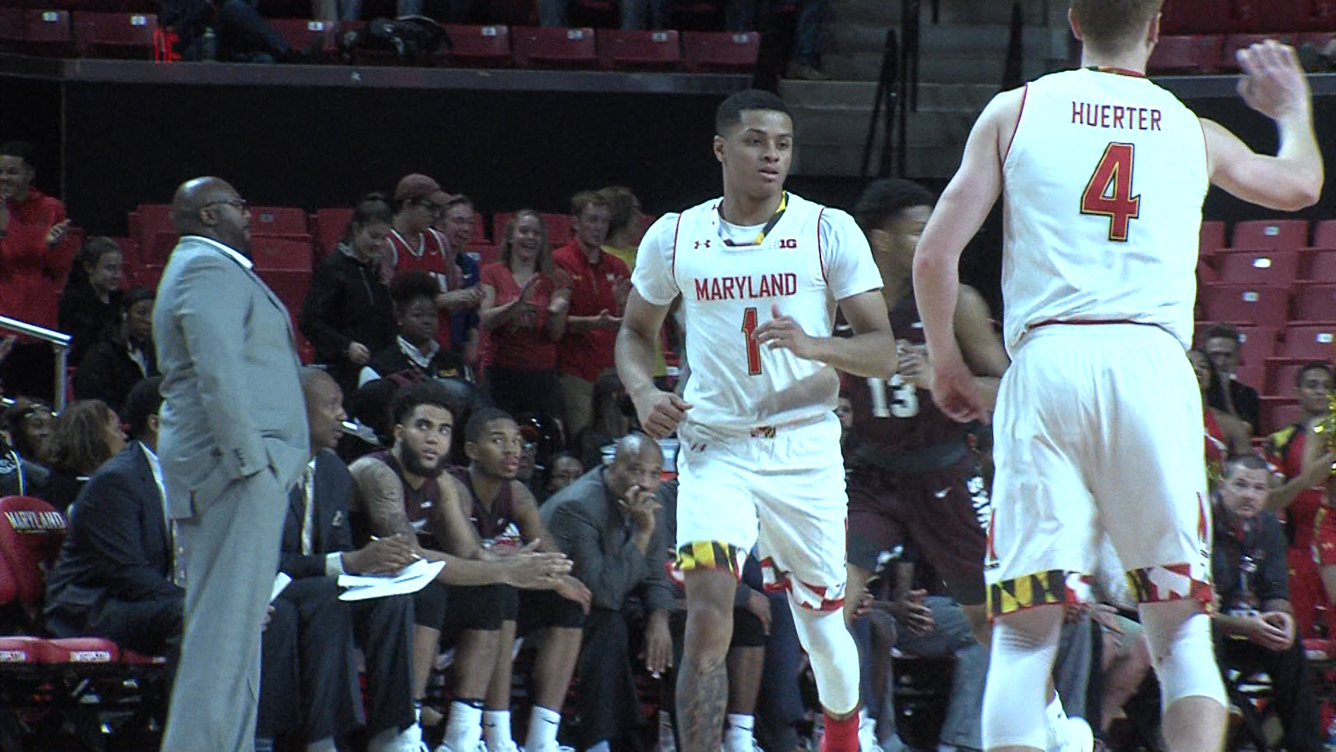Another Road Loss For Maryland