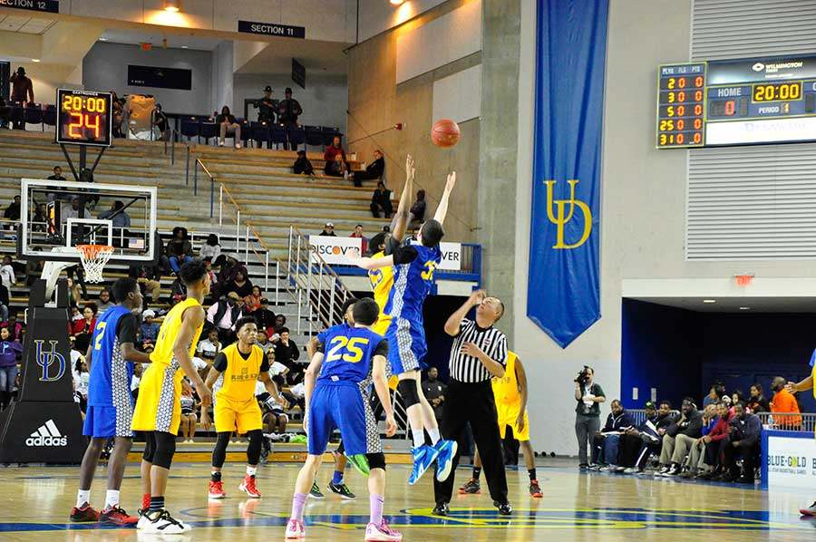 Rosters Revealed for 2018 Blue-Gold All-Star Basketball Games