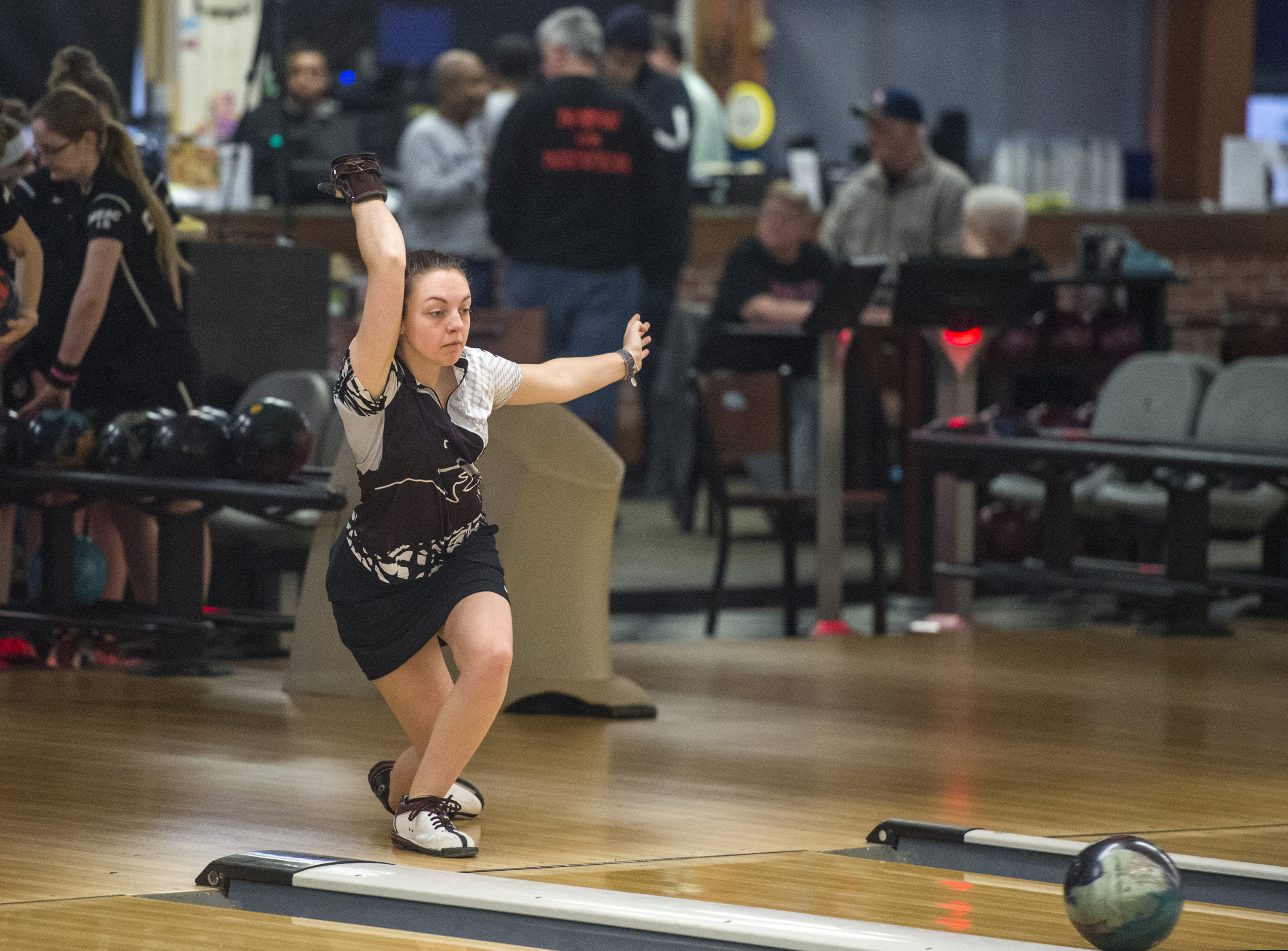UMES Bowling Wins Final MEAC North Meet
