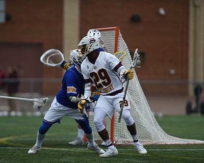SU Men's Lacrosse Takes Down Southern Virginia