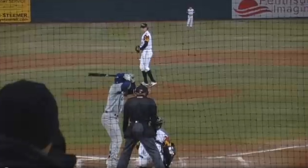 Shorebirds Defeat Ashville Tourists in Chilly Season Opener