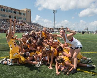 Salisbury Women's Lacrosse Earns Top Five Preseason Ranking