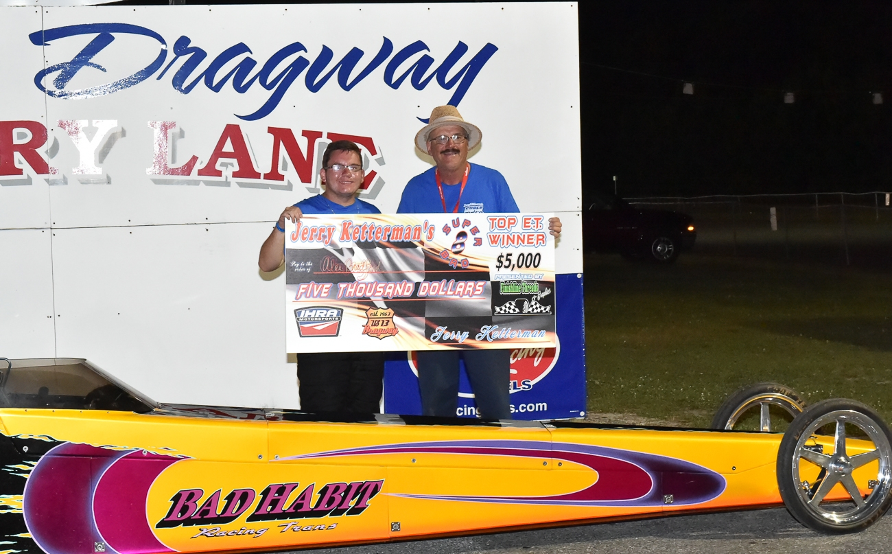 U.S. 13 Dragway Results – June 25, 2018