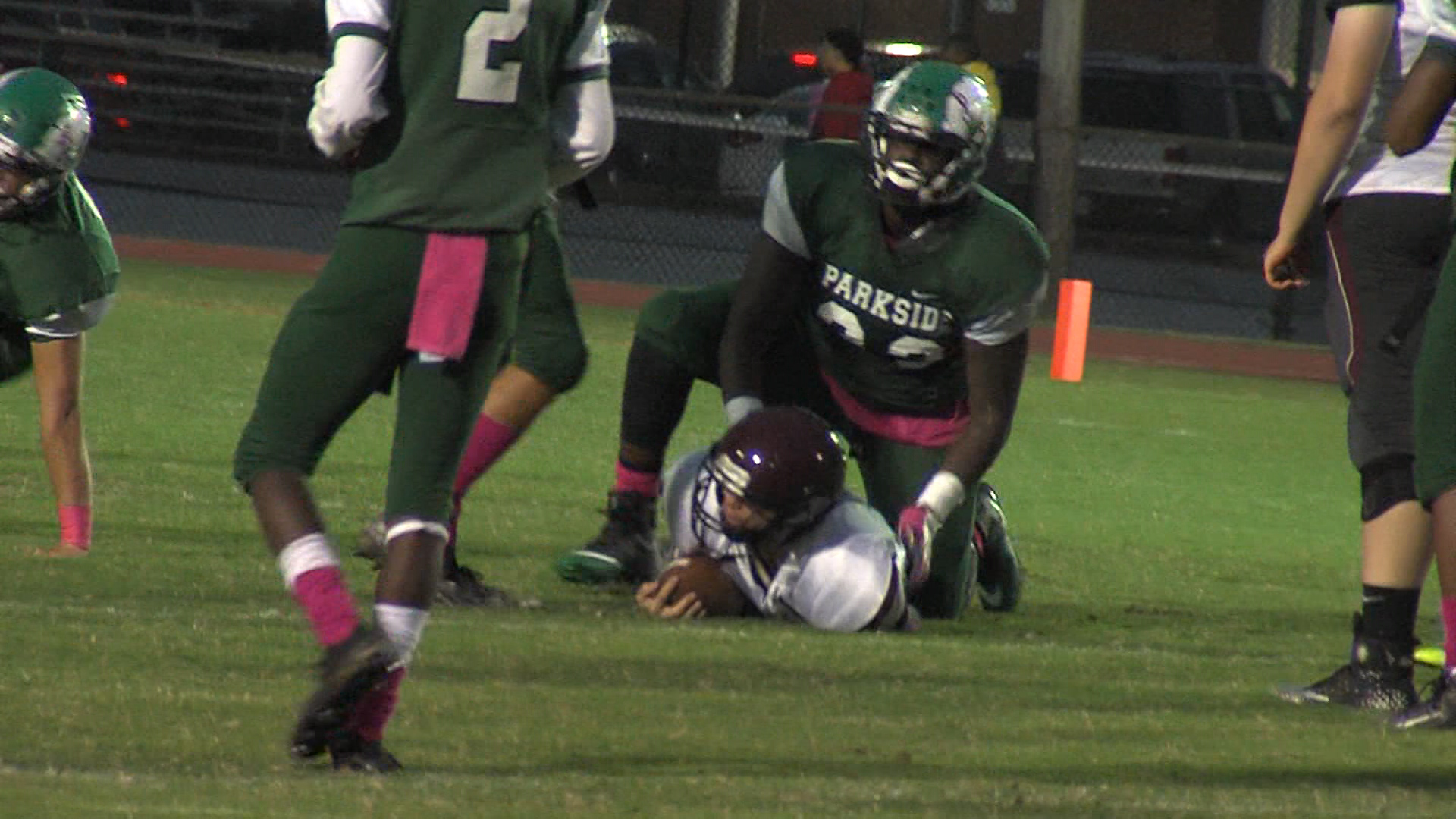 Parkside's Experience Is On Defense