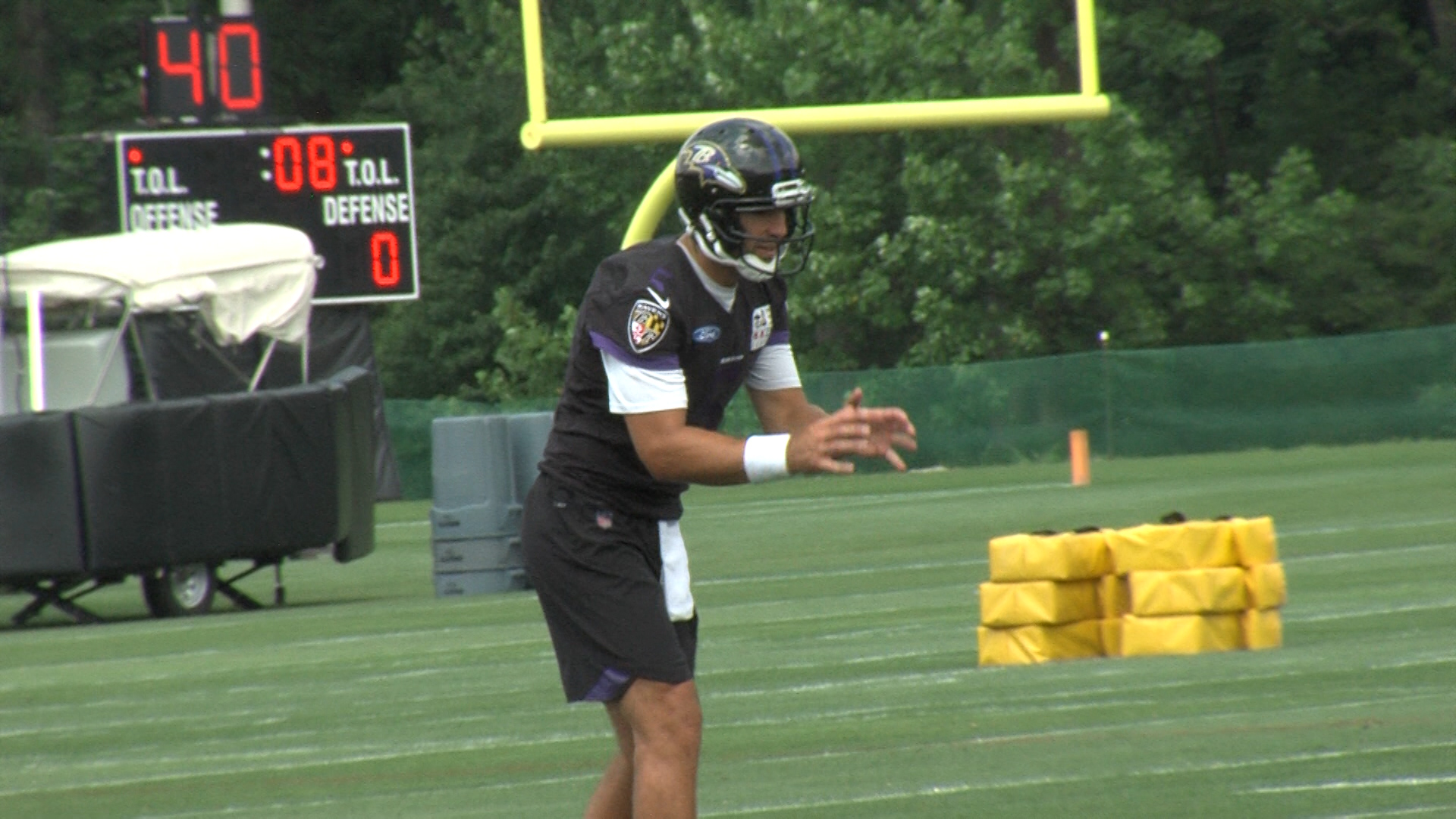 Could The Ravens Put Joe Flacco On A Football Version Of A Pitch Count?