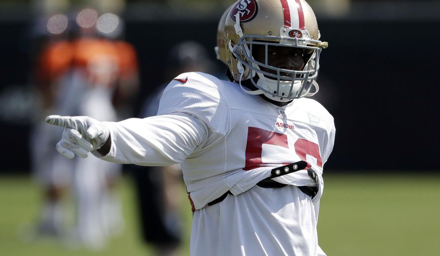 Redskins Claim Reuben Foster Off Waivers