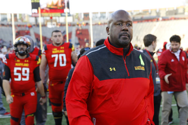 Maryland Hires Locksley As Head Football Coach