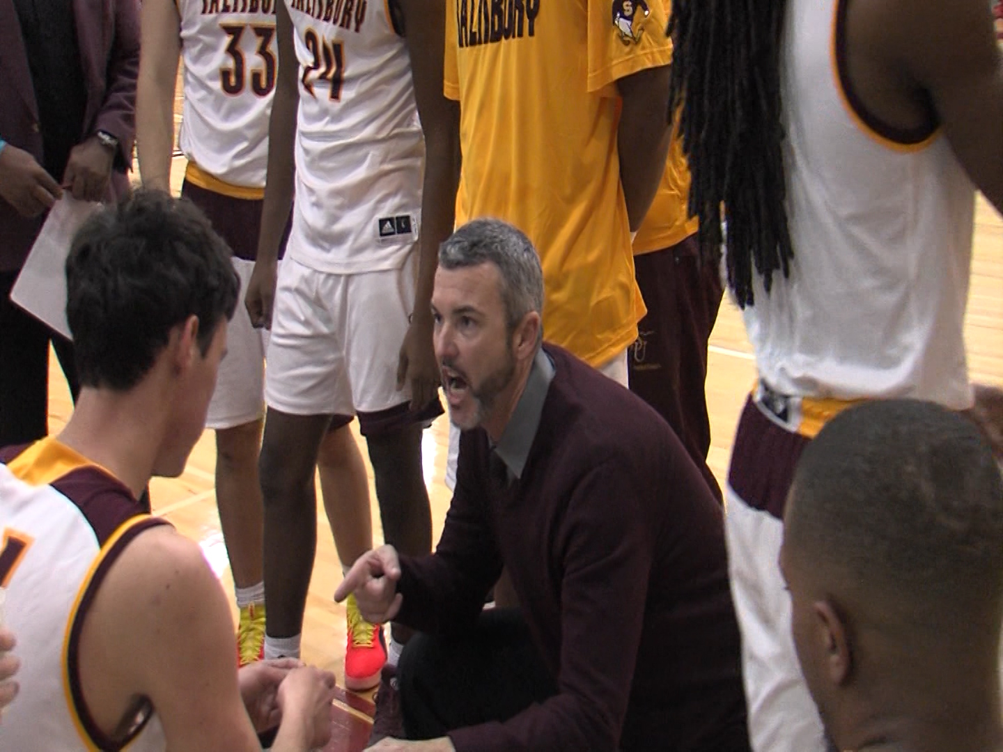 Undefeated Salisbury Men's Basketball Is Ranked In Latest Poll