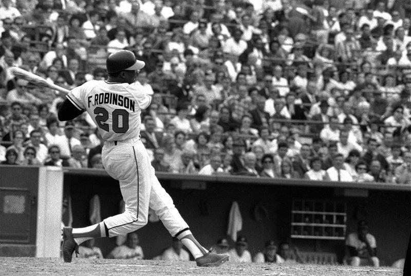 Oriole Hall Of Famer Frank Robinson Dies At Age 83