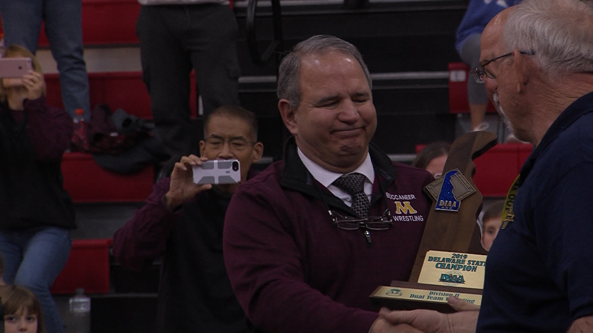 Smyrna, Milford and Stephen Decatur Win State Wrestling Championships