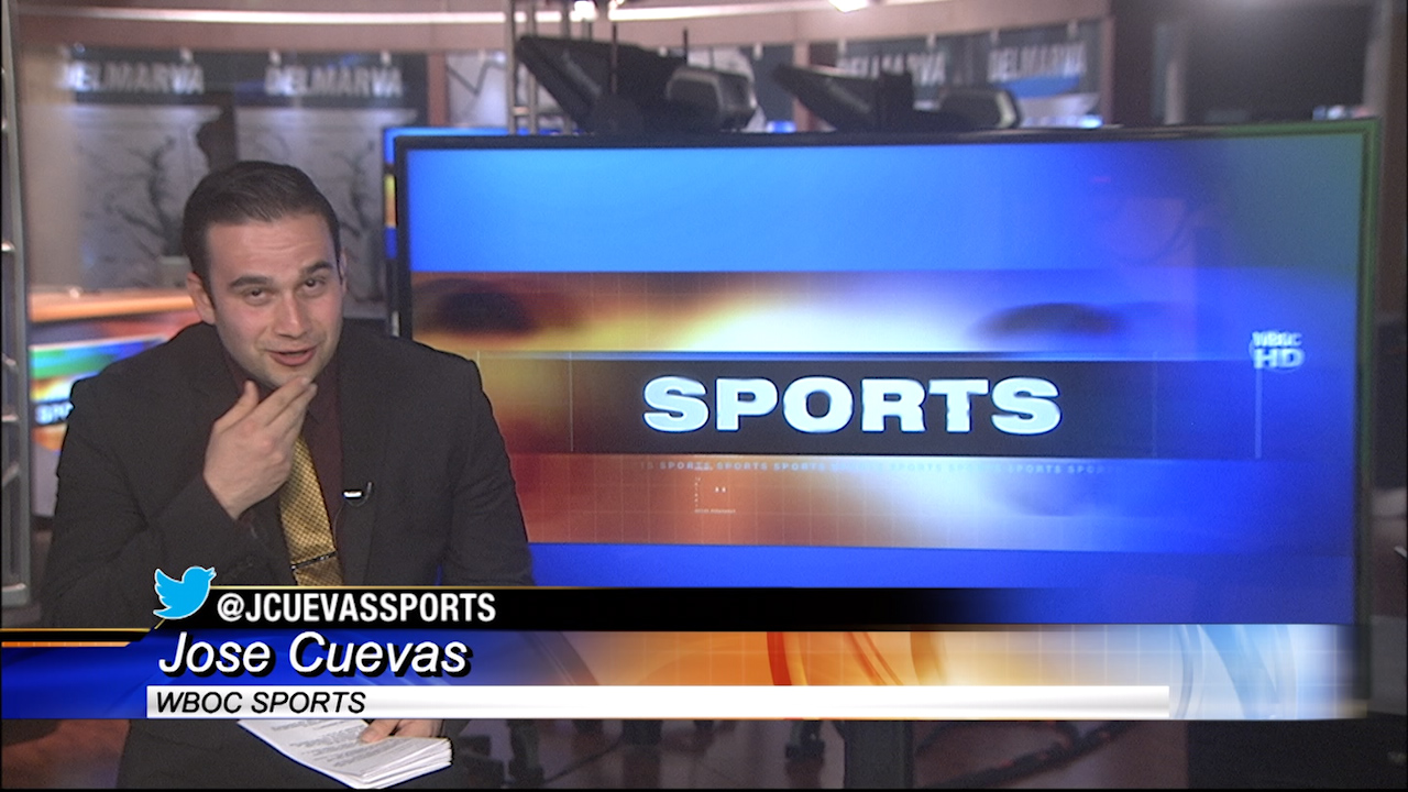 WBOC Sports Report – Saturday March 30, 2019