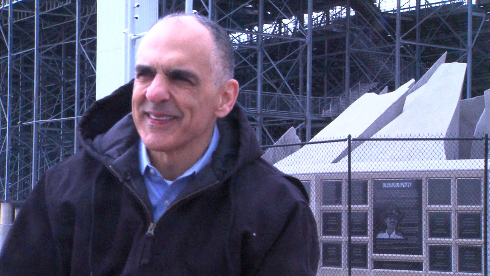 WBOC Sports Catches up with Dover International Speedway CEO Mike Tatoian on the Recent NASCAR Schedule Changes