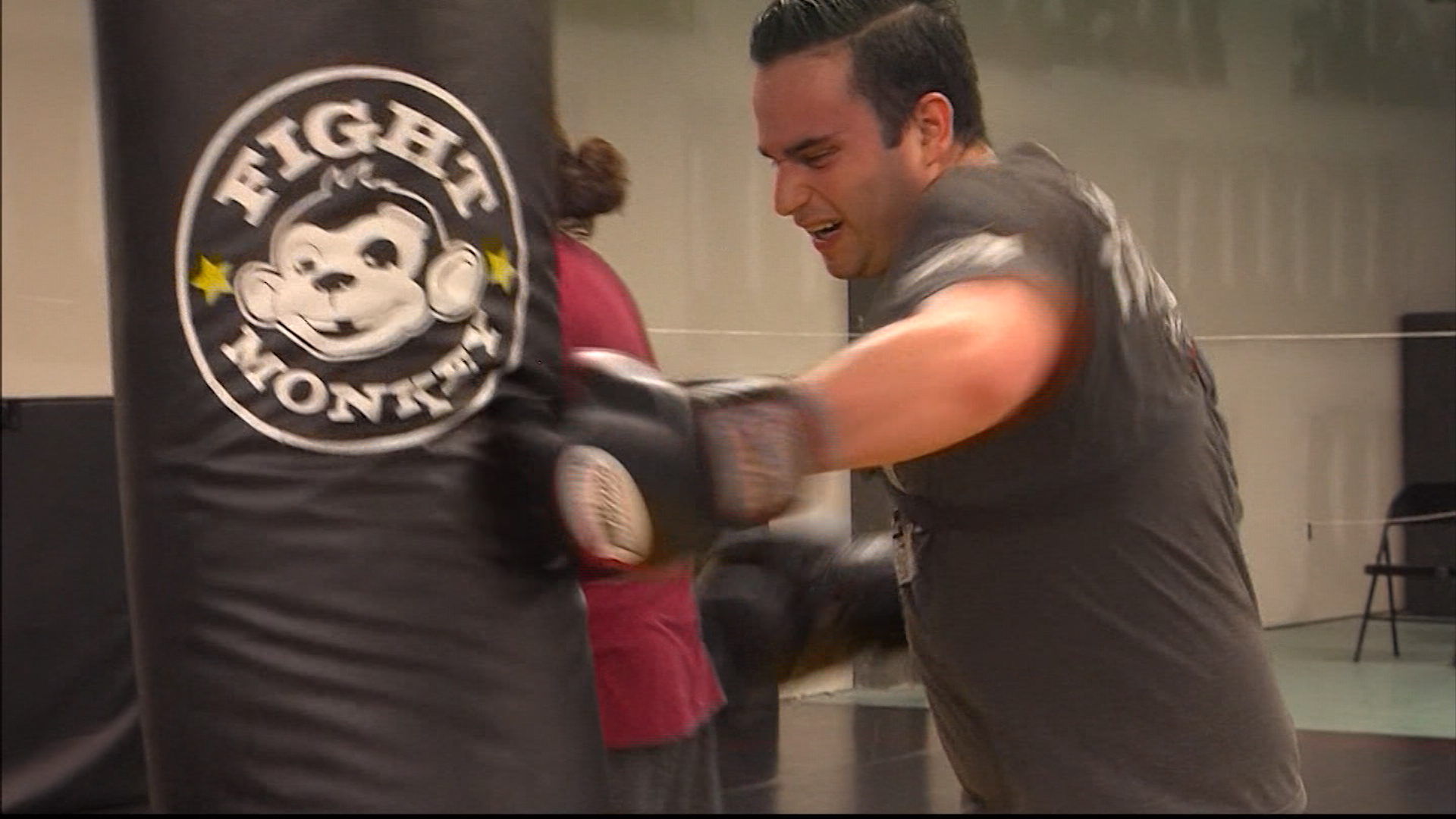 MMA Conditioning a fun way to beat the stress away