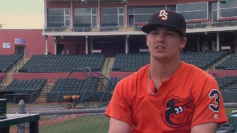 Shorebirds Sit Down: Cadyn Grenier