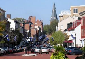Photo: Downtown Annapolis)