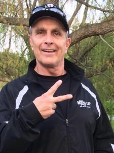 Bill Cropper, Leader of Man Up Organization