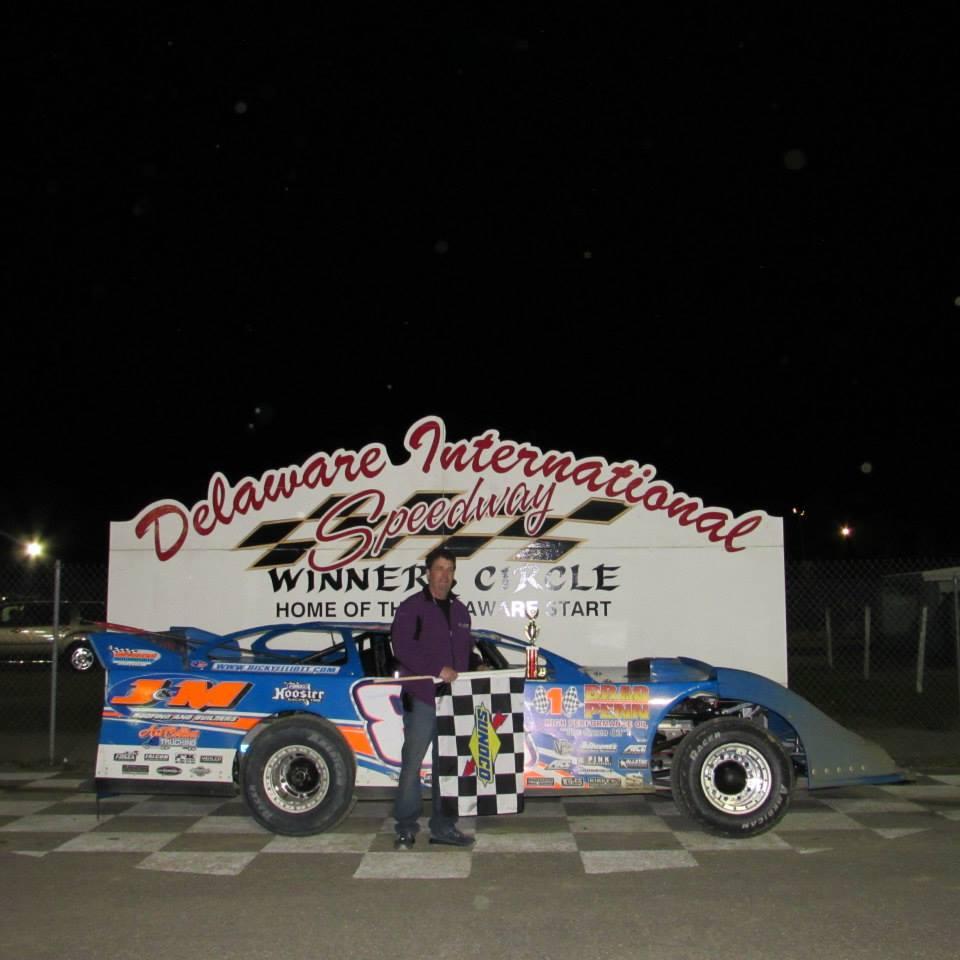 Winner: Ricky Elliott