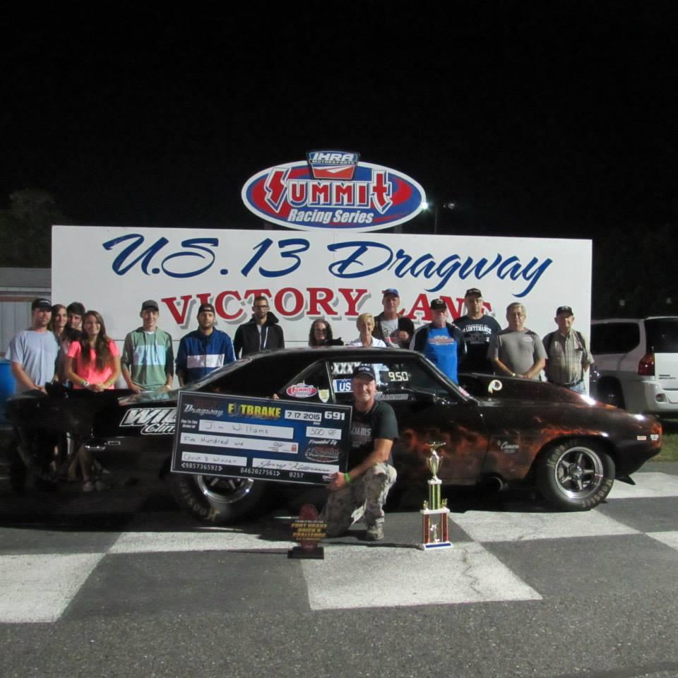 Winner: Jim Williams Photo Credit: Carolyn Parsons