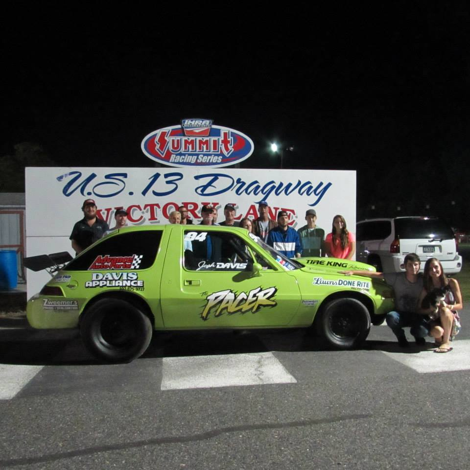 Winner: Josh Davis  Photo Credit: Carolyn Parsons