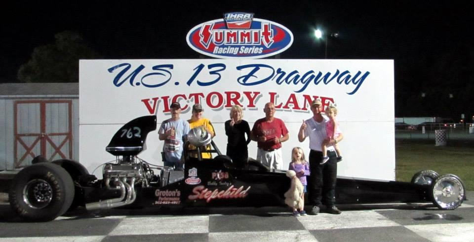 Winner: Bobby Insley Photo Credit: Carolyn Parsons