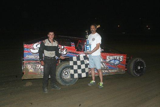 Carson Wright AC Delco Winner