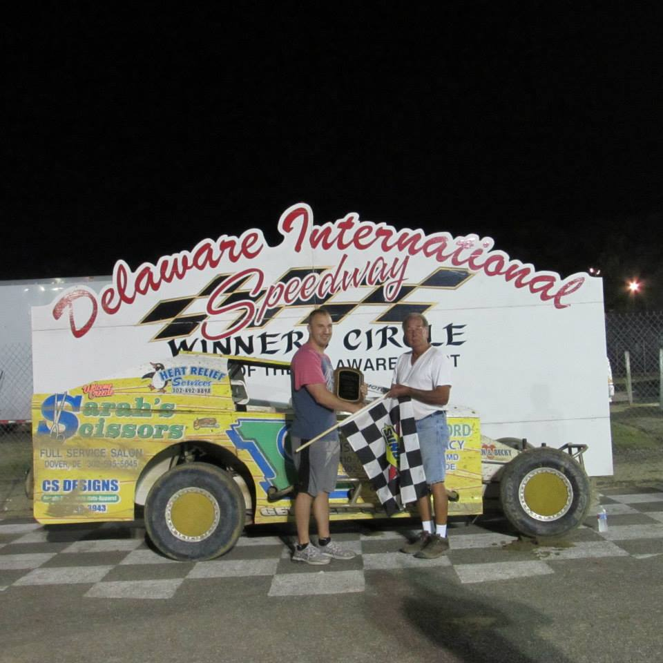 Winner: Dwayne Crockett Photo Credit: Carolyn Parsons