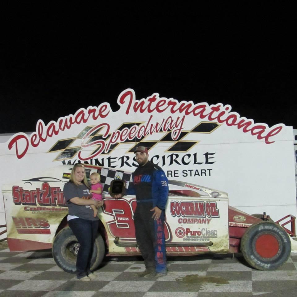 Winner: Matt Hawkins Photo Credit: Carolyn Parsons