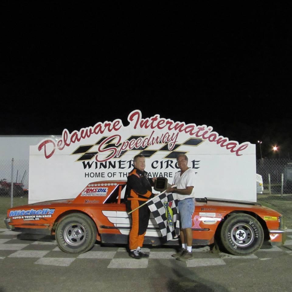 Winner: Mel Joseph Jr. Photo Credit: Carolyn Parsons