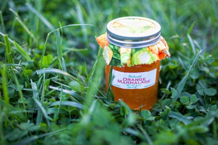 Photo: Backyard Jams and Jellies