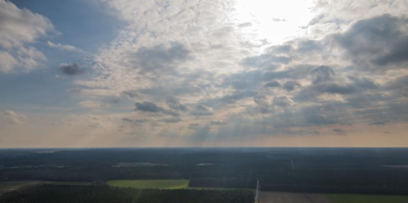 Beautiful Day Over Sussex County