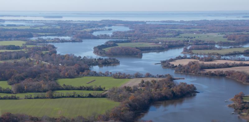 Wye River & Wye Island