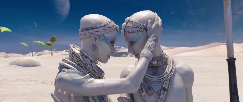 Movie Review - Valerian and the City of a Thousand Planets - DelmarvaLife